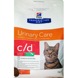 Hill's Gato C/D Urinary...