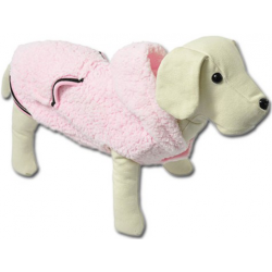 Nayeco chaqueta algodón rosa