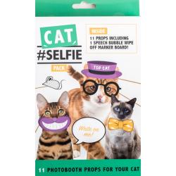 Trixder Pack selfie para gato